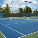 Достоинства покрытия «Хард» для теннисных кортов